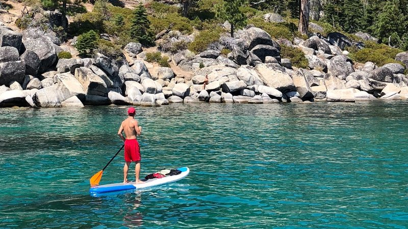 Guide : choisir un stand up paddle gonflable
